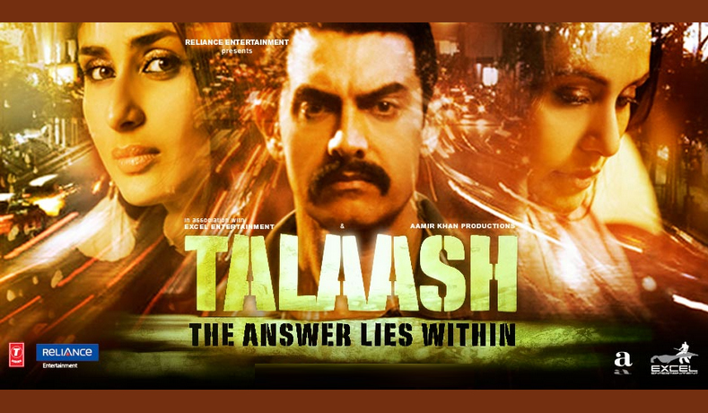 Talaash- The Search – Film Review