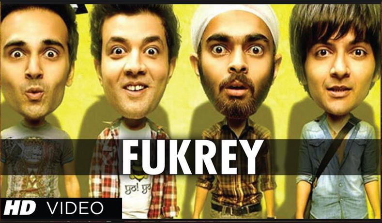 Fukrey – A Review
