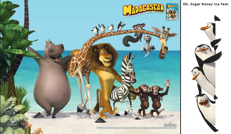 Madagascar – Animation Film Review