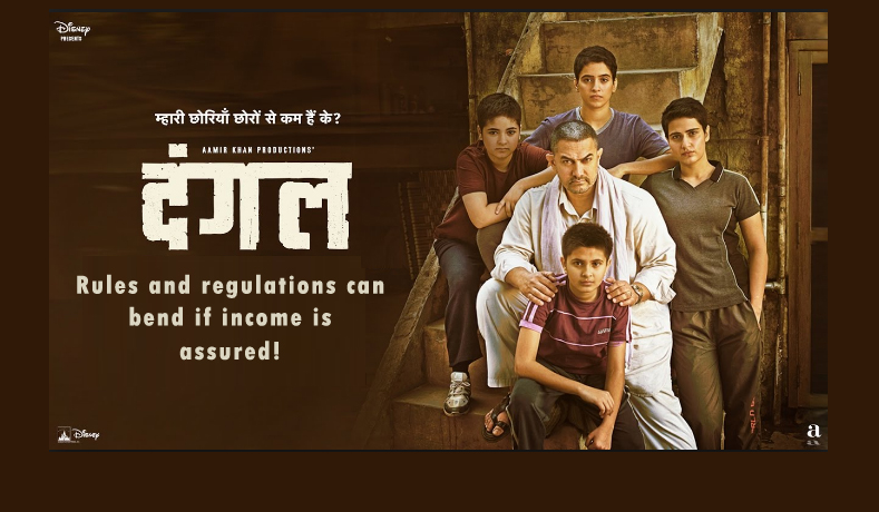 Dangal Film Review
