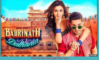 badrinath-ki-dulhaniya-review-aumaparna