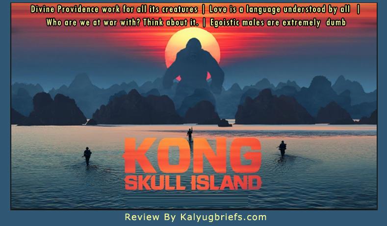 Kong – Skull Island – Film Review