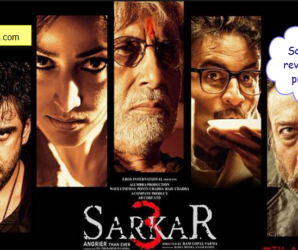 Sarkar 3 – Film Review