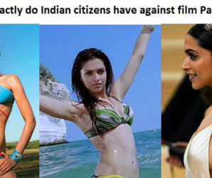 What exactly do Indian citizens have against film Padmavati?