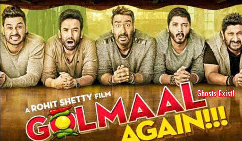 Golmaal Again – Film Review @Kalyug Briefs