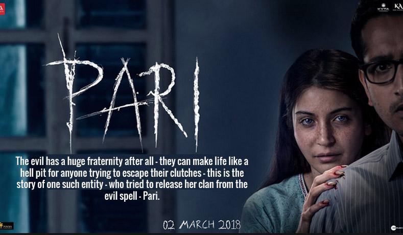 Pari – Film Review by Kalyug Briefs