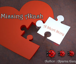 Missing Akash – A Short Story