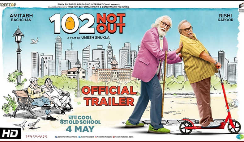 102- Not Out – Film Review