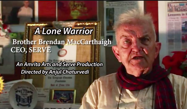 Brother Brendan MacCarthaigh – A Lone Warrior, Short Film
