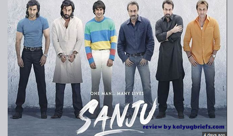Sanju – The Sensitive Child – A film review