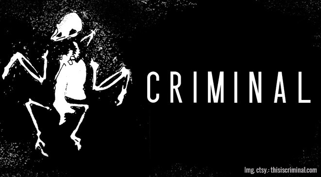 What if criminals were not punished and sinners went scot-free?