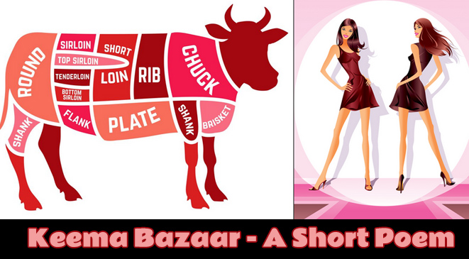 Keema Bazaar – A Short Poem
