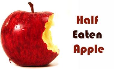 half-eaten-apple