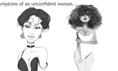 unconfident